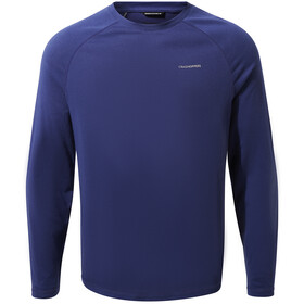 Craghoppers NosiLife Bayame II Longsleeved T-Shirt Men lapis blue